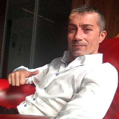 Fabrizio Tramonti testimonial Enza La Frazia