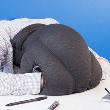 Cuscino per pennichelle in ufficio