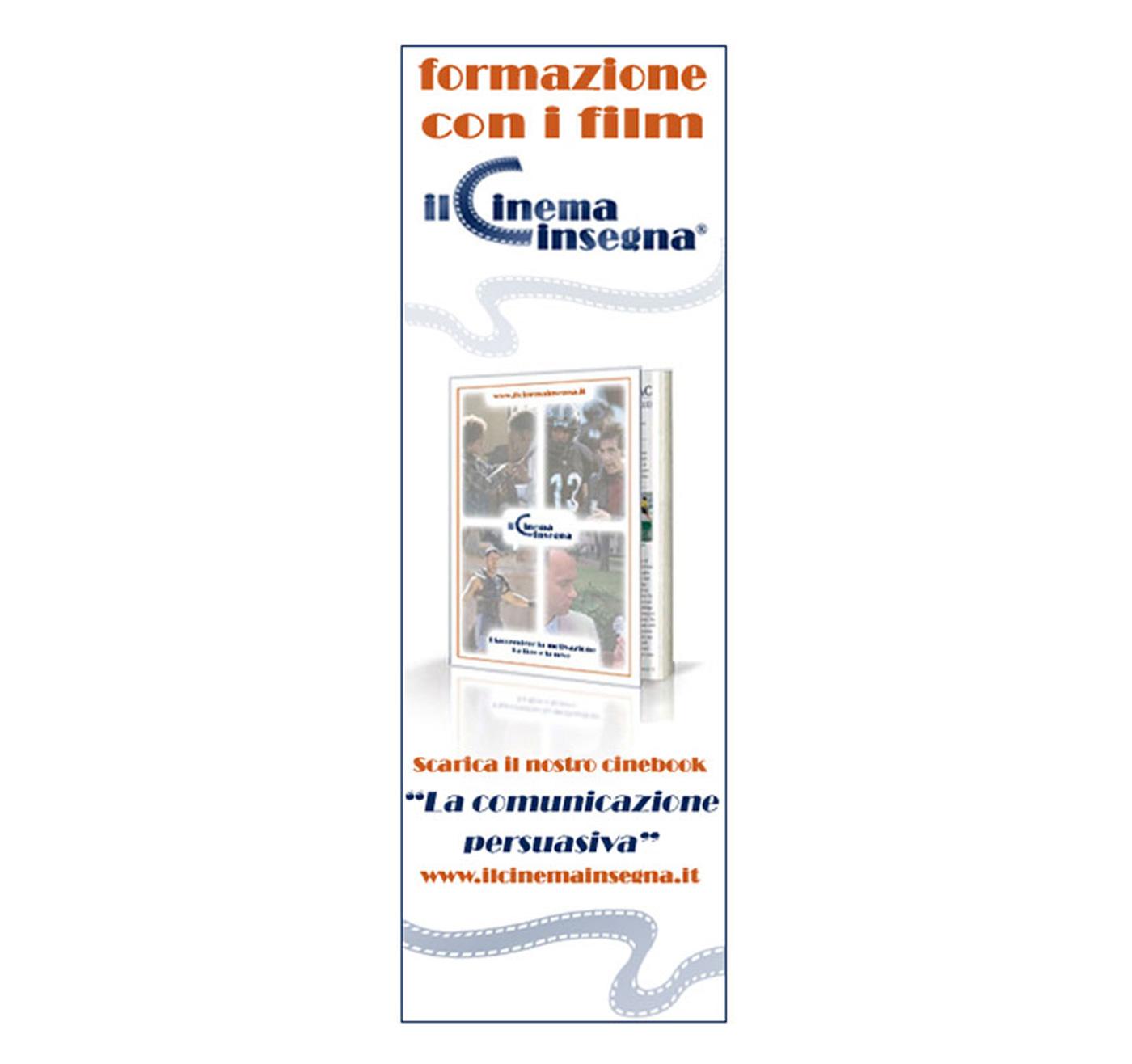Grafica realizzata da Enza La Frazia: ilcinemainsegna banner