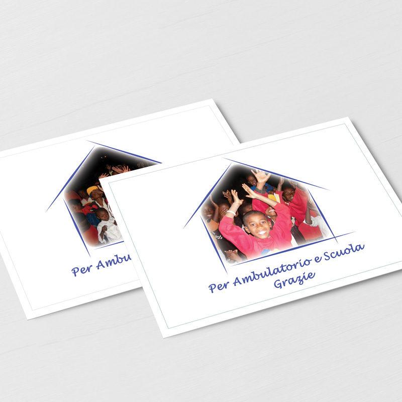 Luce Vera Onlus cartoline