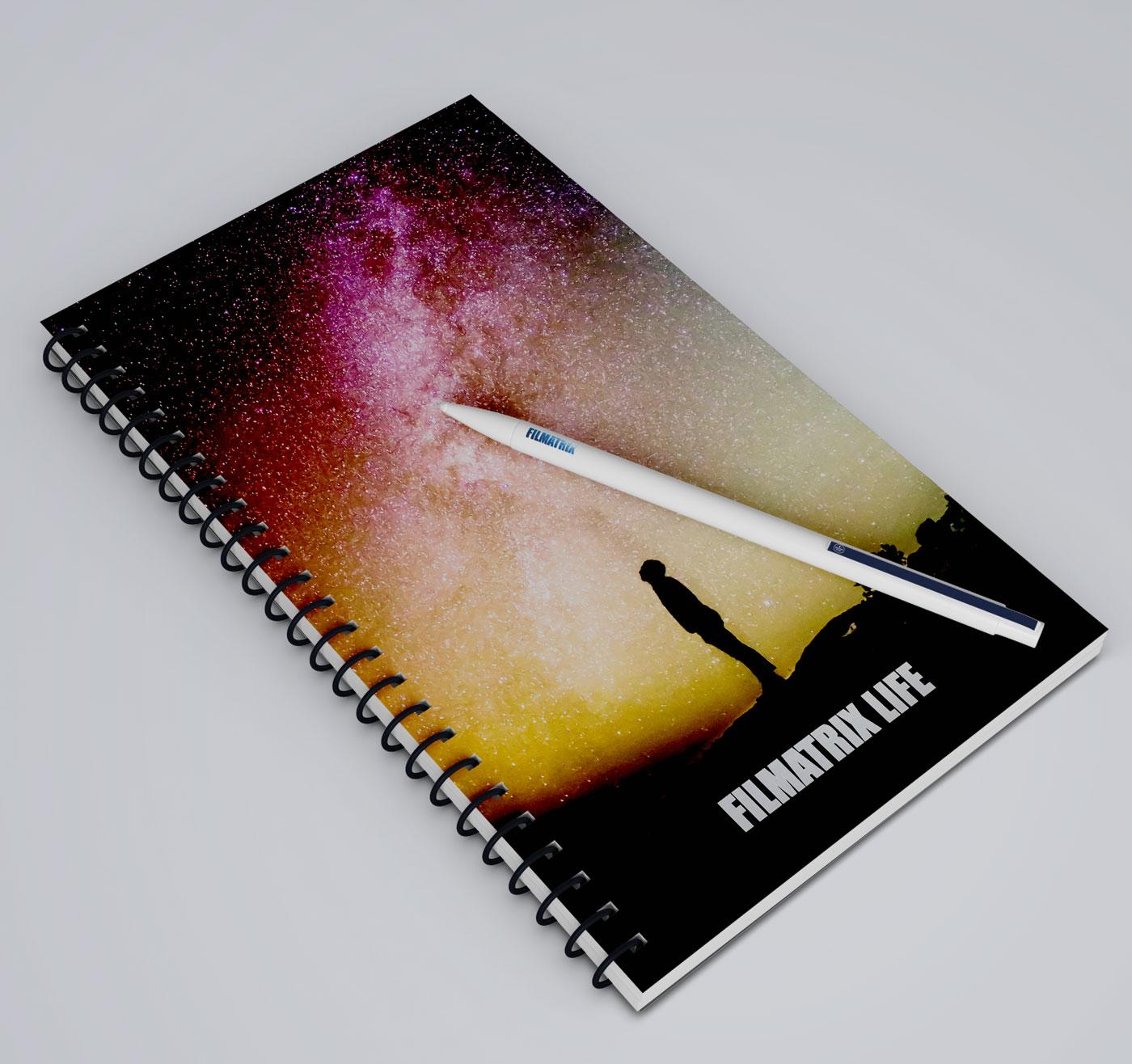 Filmatrix creazione agenda