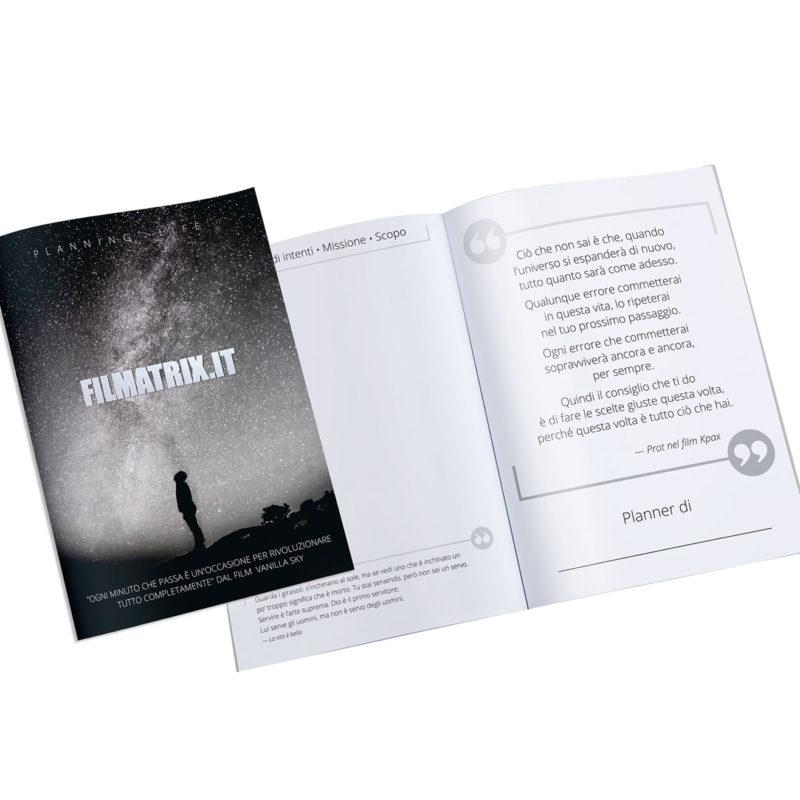 Filmatrix creazione planner