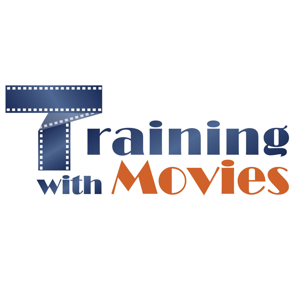 trainingwithmovies progettazione logo