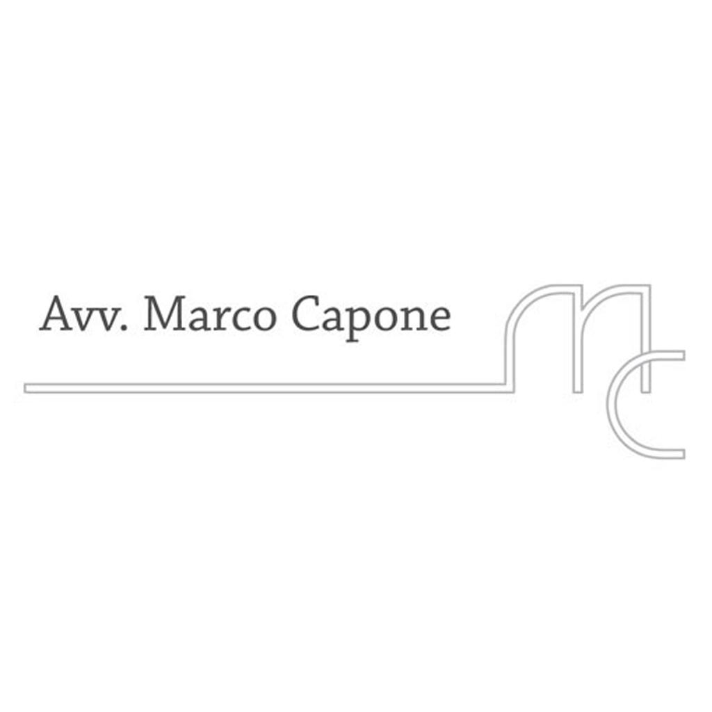 Avvocato Marco Capone progettazione logo