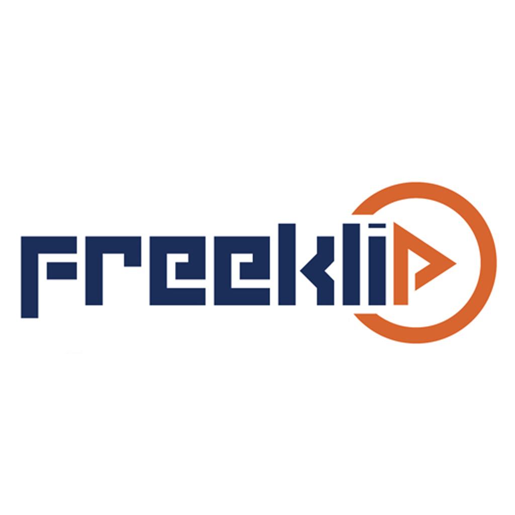 Freeklip progettazione logo
