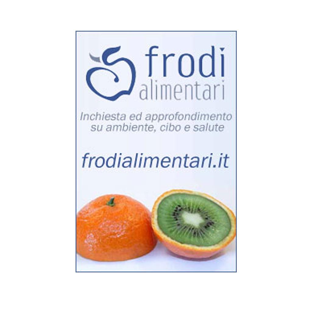 Frodi Alimentari progettazione banner pubblicitario
