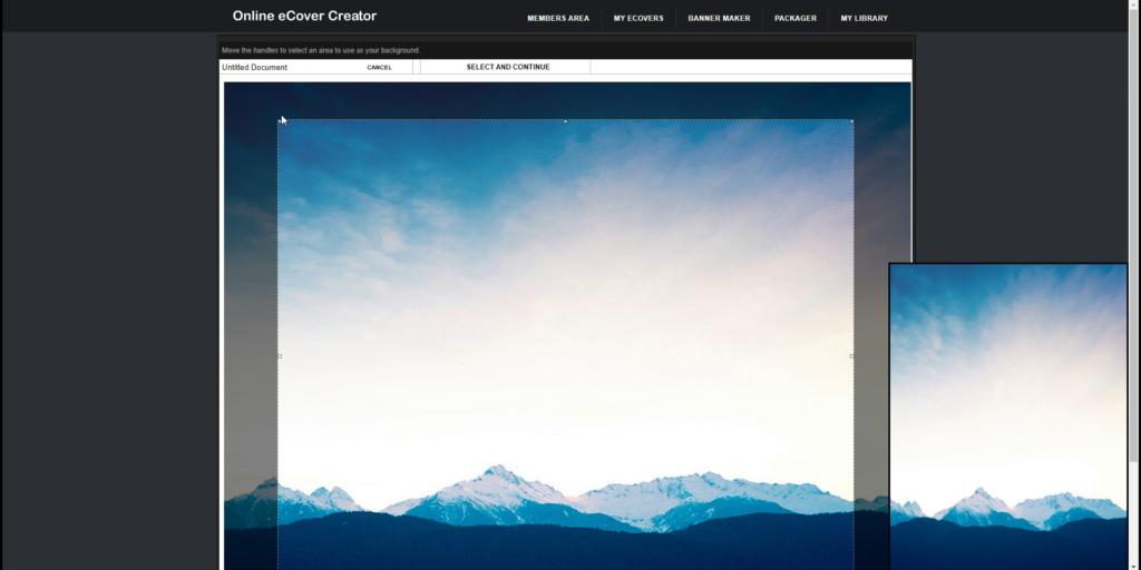 Onlineecovercreator.com composizione ecover