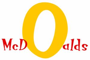 Logo Mcdonalds Emily Z